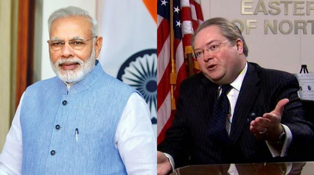 अमेरिकी सांसद जॉर्ज होल्डिंग ने जम्मू-कश्मीर में 'साहसी' कदमों के लिए की पीएम नरेंद्र मोदी की सराहना