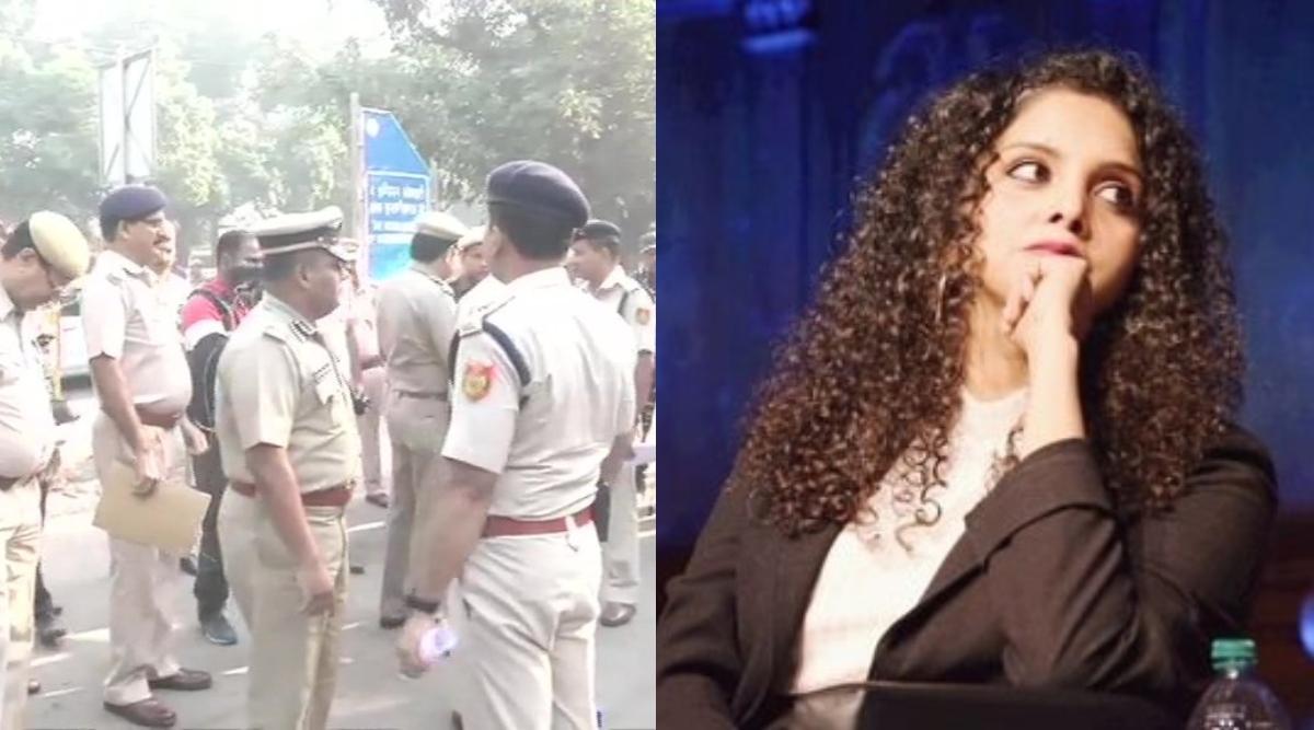 अयोध्या मामला: पत्रकार राणा अय्यूब को अमेठी पुलिस ने ट्वीट के जरिए दी चेतावनी, कहा- इसे तुरंत हटाए, नहीं तो आपके खिलाफ होगी कड़ी कार्रवाई