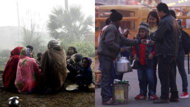उत्तर प्रदेश में पछुआ हवाओं ने बढ़ाई ठंड, मध्यप्रदेश में हवाओं ने ठंड का कराया अहसास, तो बिहार में लुढ़का पारा