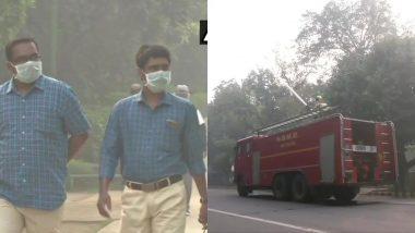 दिल्ली-NCR की हवा बेहद 'खराब' श्रेणी में दर्ज, शहरों में छाए धुंध के कारण स्थिति बिगड़ेगी की बढ़ी आशंका