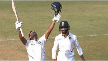 India vs Bangladesh इंदौर टेस्ट: भारत की बांग्लादेश पर 343 रनों की बढ़त, मयंक अग्रवाल ने जड़ा दोहरा शतक