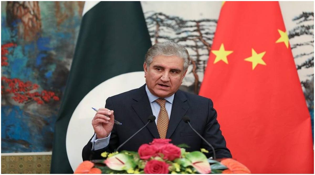 पाकिस्तान: विदेश मंत्री शाह महमूद कुरैशी का बेतुका बयान, कहा- भारत की अर्थव्यवस्था की हालत खराब, 'कुछ भी' कर सकता है