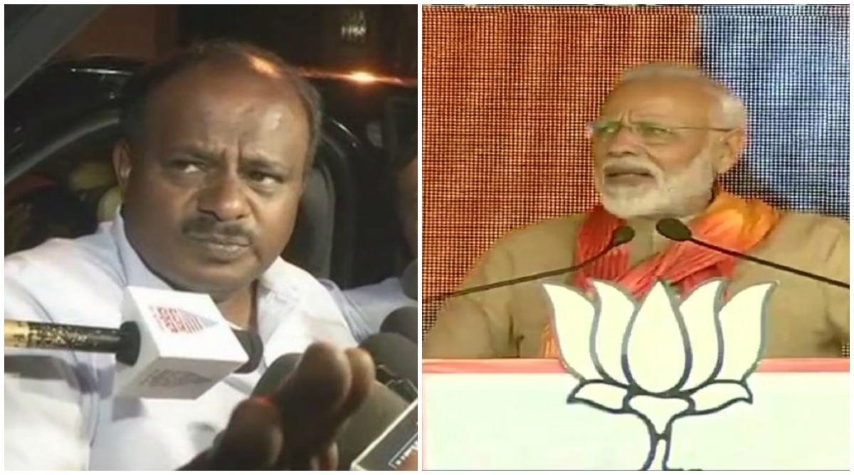 कर्नाटक: पूर्व सीएम एच डी कुमारस्वामी ने पीएम मोदी पर साधा निशाना, देश के आर्थिक हालात को लेकर कही ये बात