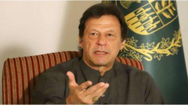 अफगानिस्तान से अंतर्राष्ट्रीय शक्तियों को हटाने में जल्दबाजी न करें: पाक PM इमरान खान