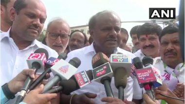कर्नाटक: पूर्व सीएम एचडी कुमारस्वामी का बड़ा आरोप, कहा- बीजेपी खरीदे गए विधायकों के साथ जानवरों जैसा करती है व्यवहार