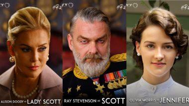 फिल्म 'आरआरआर' की स्टारकास्ट में रे स्टीवेन्सन, ओलिविया मॉरिस और एलिसन डूडी हुए शामिल, करैक्टर पोस्टर हुए रिलीज