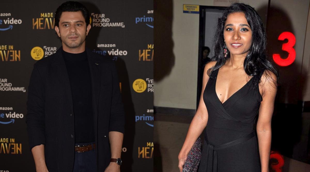 अर्जुन माथुर और तनिष्ठा चटर्जी ब्लैक कॉमेडी फिल्म 'लार्ड कर्जन की हवेली' में साथ आएंगे नजर