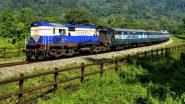 कोरोना संकट के बीच भारतीय रेलवे ने रचा इतिहास, पहली बार 100 फीसदी ट्रेनें चली समय पर