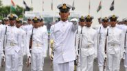 वर्तमान में जहाज की कमान कैप्टन महेश मंगीपुडी के पास है