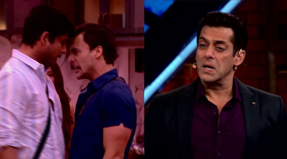 Bigg Boss 13: सिद्धार्थ शुक्ला पर भड़के सलमान खान, कहा- तुझे इंडस्ट्री में काम करना है या नहीं