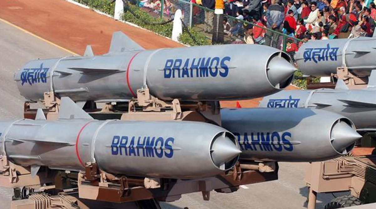 भारतीय नौसेना की ताकत बढ़ी, ब्रह्मोस सुपरसोनिक क्रूज मिसाइल का अरब सागर में सफल परीक्षण किया