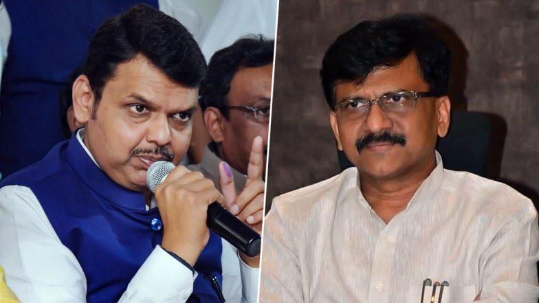 महाराष्ट्र: बीजेपी प्रतिनिधिमंडल आज राज्यपाल भगत सिंह कोश्यारी से करेगा मुलाकात, शिवसेना नेता संजय राउत बोले- उन्हें सरकार बनाना चाहिए