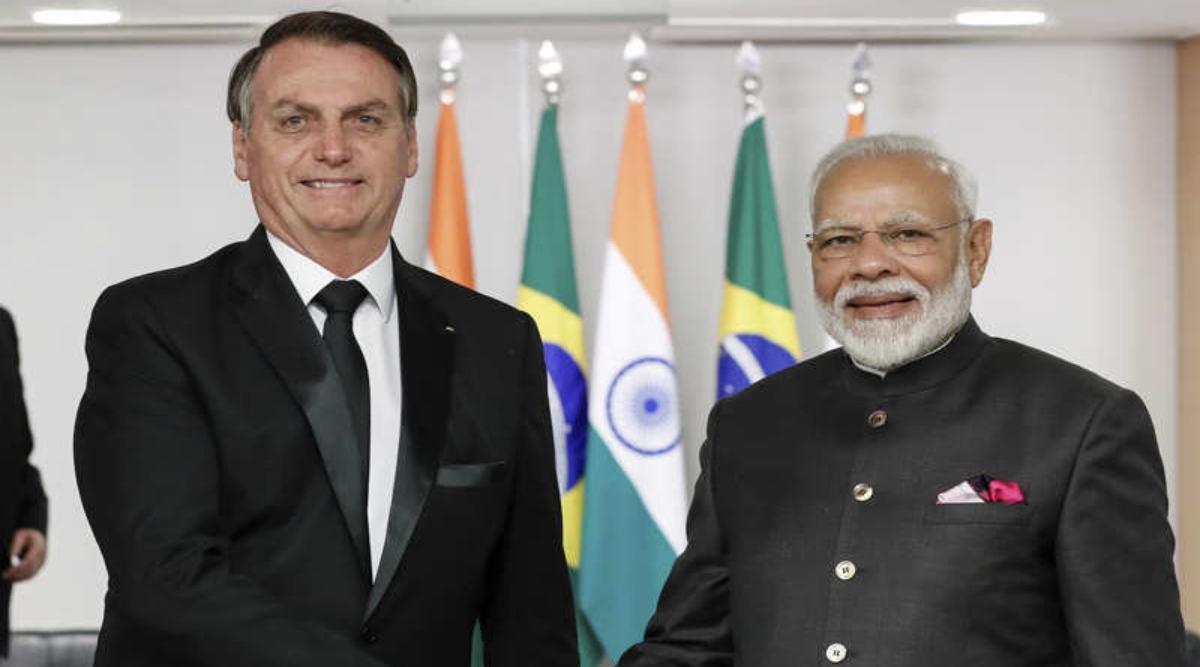 साल 2020 में भारत के गणतंत्र दिवस समारोह के मुख्य अतिथि होंगे ब्राजील के राष्ट्रपति जायर बोलसोनारो, प्रधानमंत्री नरेंद्र मोदी ने दिया निमंत्रण