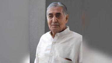 मध्यप्रदेश के पूर्व मुख्यमंत्री कैलाश जोशी के निधन पर प्रधानमंत्री नरेंद्र मोदी, गृहमंत्री अमित शाह और MP मुख्यमंत्री कमलनाथ ने जताया शोक