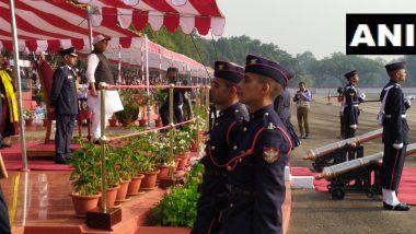 रक्षा मंत्री राजनाथ सिंह ने पाक पर बोला हमला, कहा- पाकिस्तान ने छेड़ रखा है छद्म युद्ध
