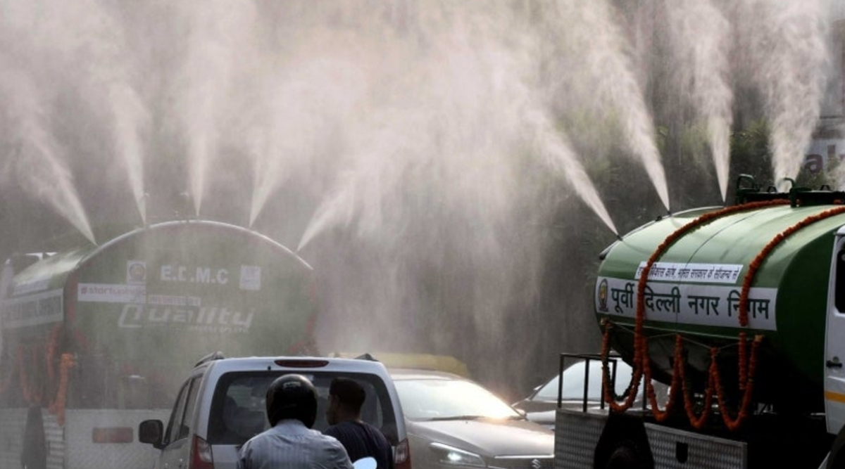 प्रदूषण से घुटा राजधानी का दम, EPCA ने दिल्ली-NCR में घोषित की पब्लिक हेल्थ इमरजेंसी