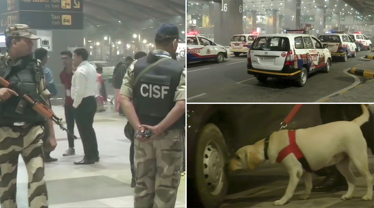 दिल्ली: इंदिरा गांधी इंटरनेशनल एयरपोर्ट पर संदिग्ध बैग में मिला RDX, बम निरोधक दस्ता मौके पर मौजूद, बढ़ाई गई सुरक्षा