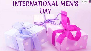 International Men's Day 2019 Gift Ideas: अंतरराष्ट्रीय पुरुष दिवस पर अपने पुरुष दोस्तों या प्रियजनों को दें ये खास उपहार, यहां है बजट फ्रेंडली गिफ्ट आइडियाज