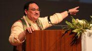 Uttar Pradesh Assembly Elections 2022: बीजेपी अध्यक्ष जेपी नड्डा ने राज्य के 7 नए केंद्रीय मंत्रियों को दी अहम जिम्मेदारी!