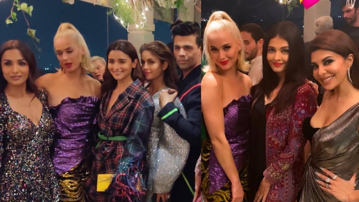 Inside Pics: Katy Perry के लिए करण जौहर ने रखी ग्रैंड पार्टी, ऐश्वर्या राय बच्चन, जैकलीन फर्नांडिज समेत इन सेलिब्रिटीज ने मिलकर मनाया जश्न