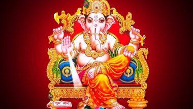 विनायक चतुर्थीः जानें सिद्धी विनायक मंदिर का इतिहास, महात्म्य और कुछ ख़ास बातें