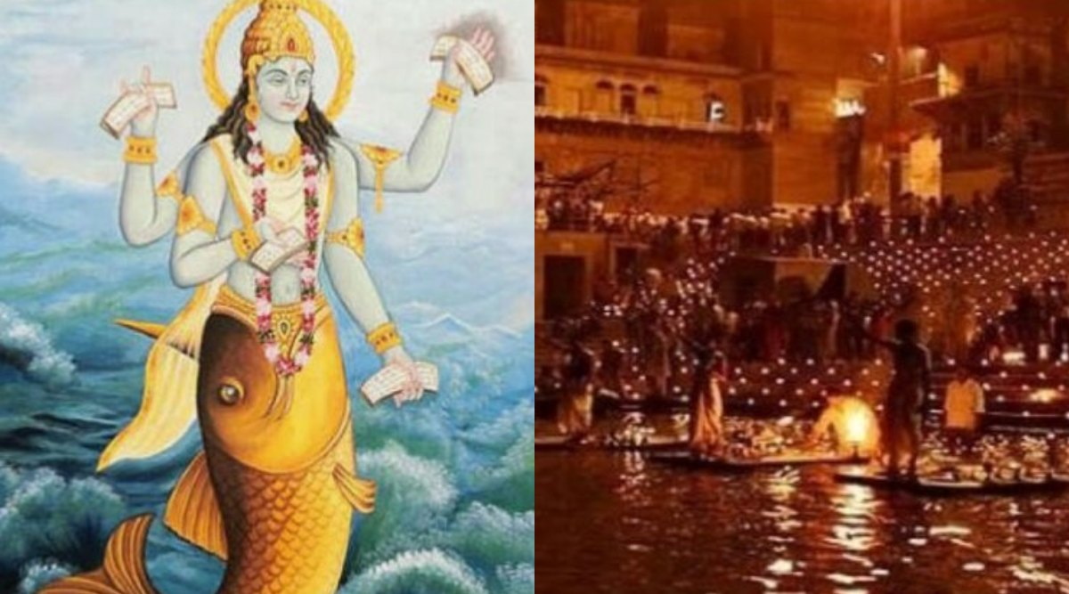 Kartik Purnima 2019: कार्तिक पूर्णिमा के दिन ही भगवान विष्णु ने लिया था मत्स्य अवतार, जानें उनके पहले अवतार से जुड़ी पौराणिक कथा