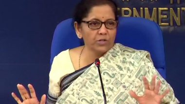 वित्त मंत्री निर्मला सीतारमण ने कहा- अर्थव्यवस्था को गति देने के लिए इनकम टैक्स दरों में सुधार और अन्य उपायों पर विचार कर रही सरकार