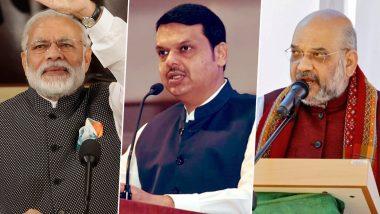 देवेंद्र फडणवीस फिर बने महाराष्ट्र के मुख्यमंत्री, पीएम मोदी और अमित शाह ने दी बधाई