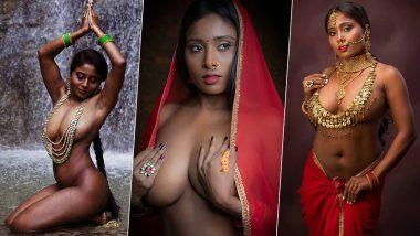 मराठी एक्ट्रेस निकिता गोखले ने करवाया Nude Photoshoot, आग की तरह Viral हो रही हैं तस्वीरें