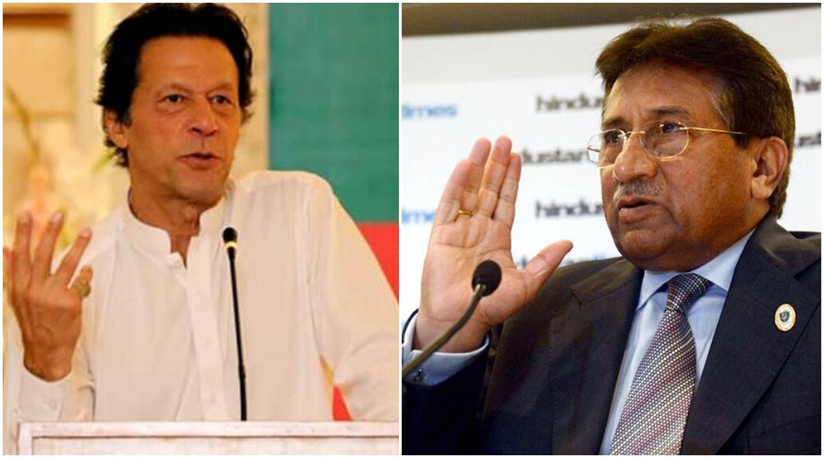 पाकिस्तान: पूर्व राष्ट्रपति परवेज मुशर्रफ के लिए बड़ा झटका, मुकदमे से जुड़ा ब्योरा देने से इमरान सरकार का इनकार