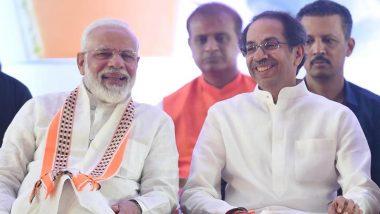 पीएम मोदी ने उद्धव ठाकरे को सीएम बनने की दी बधाई, कहा- विश्वास है कि वह महाराष्ट्र के लिए लगन से काम करेंगे