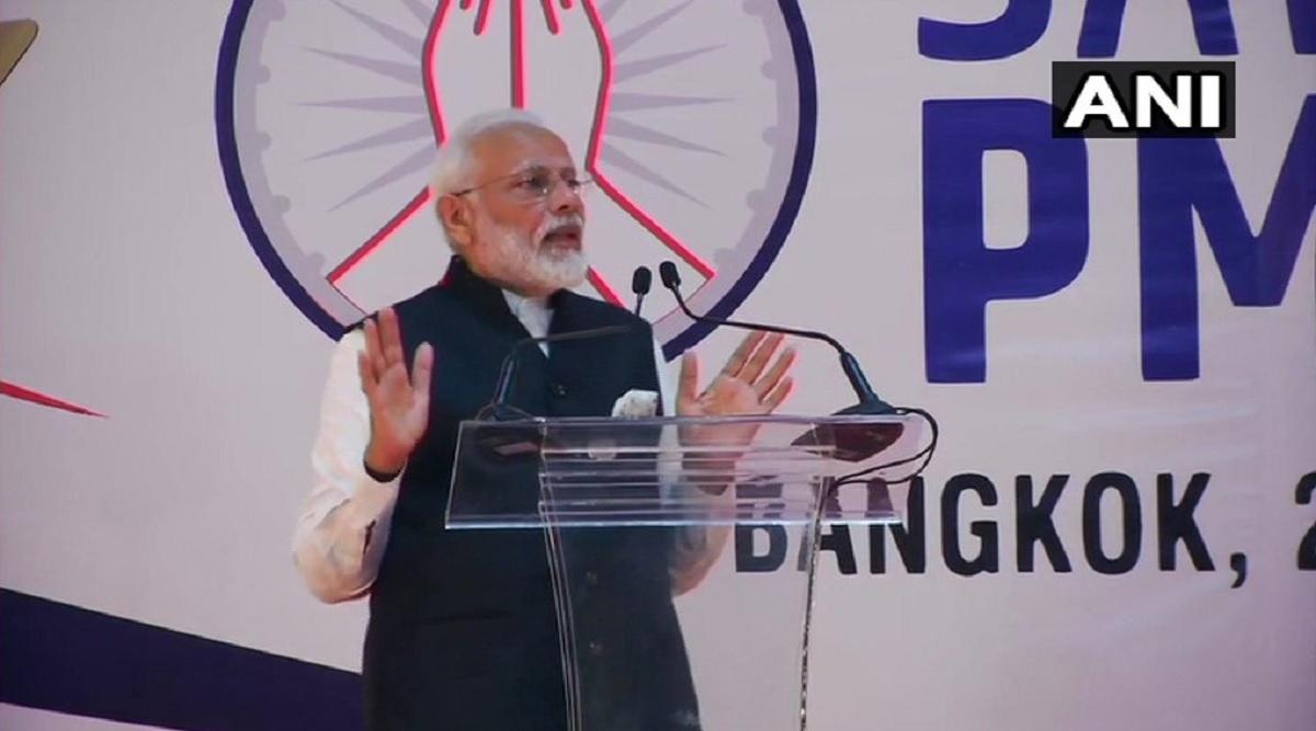 Sawasdee PM Modi:थाईलैंड में बोले पीएममोदी-श्रीराम की मर्यादा और बुद्ध की करुणा हमारी साझा विरासत