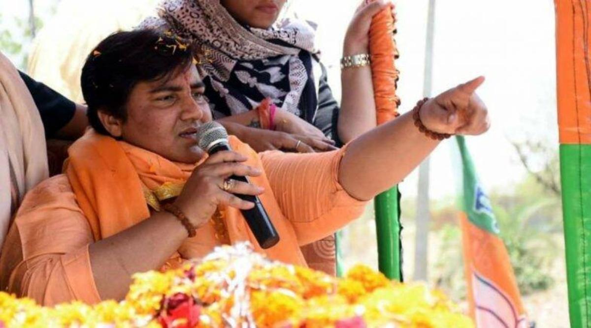 उत्तर प्रदेश: भारतीय जनता पार्टी का बड़ा बयान, कहा- रक्षा सलाहकार समिति से हटाई जाएंगी प्रज्ञा सिंह ठाकुर
