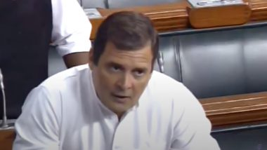 लोकसभा में हंगामे पर राहुल गांधी ने तोड़ी चुप्पी, कहा- सवालों के जवाब नहीं होने की वजह से सत्तापक्ष ने किया बवाल