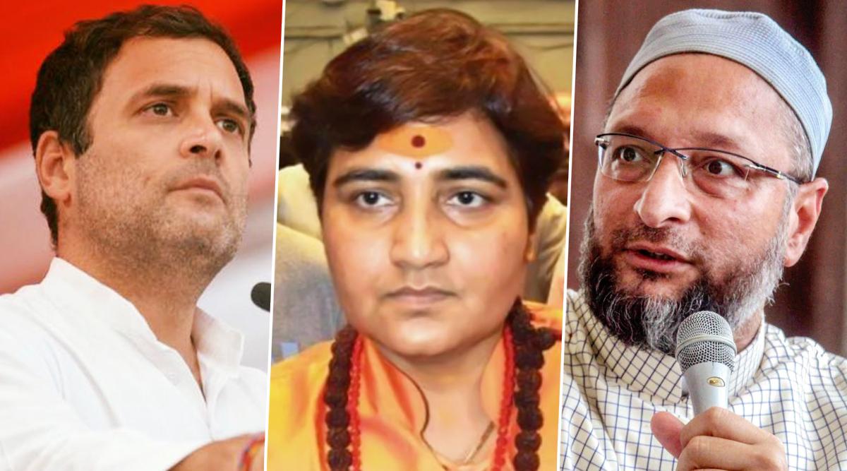 प्रज्ञा सिंह ठाकुर ने नाथूराम गोडसे को कहा 'देशभक्त': भड़के राहुल गांधी ने दिया आक्रामक बयान, असदुद्दीन ओवैसी ने भी कही ये बात