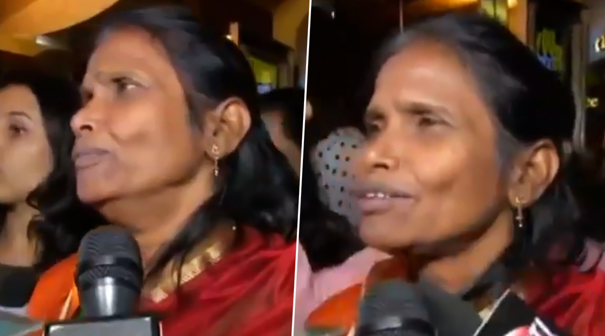 रानू मंडल ने मीडिया को दिखाए अपने तेवर, Viral Video देखकर भड़के लोग