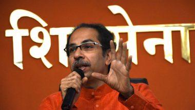 शिवसेना ने सामना में लिखा, पीएम मोदी को 'छोटे भाई' उद्धव ठाकरे के साथ सहयोग करना चाहिए