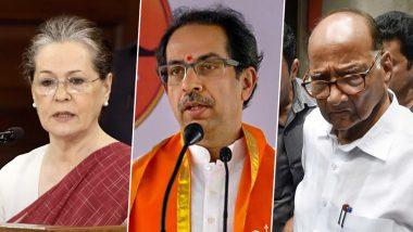 महाराष्ट्र सत्ता संघर्ष: शिवसेना बनाएगी सरकार, शरद पवार से मुलाकात के बादसोनिया गांधी ने दिखाई हरी झंडी-रिपोर्ट