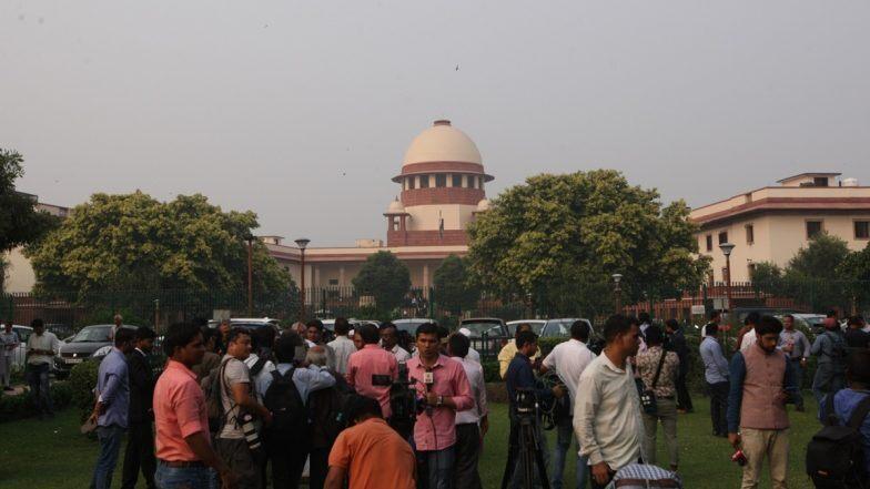 Ayodhya Verdict: सुप्रीम कोर्ट ने दिया ऐतिहासिक फैसला, विवादित स्थल पर बनेगा राम मंदिर, मुस्लिम पक्ष को अलग से जमीन
