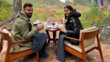जन्मदिन पर मिली बधाईयों का विराट कोहली ने दिया जवाब, पत्नी अनुष्का शर्मा संग Cute तस्वीर की शेयर