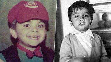बाल दिवस भारत 2019:  Children's Day के मौके पर देखें विराट कोहली, राहुल द्रविड़, एमएस धोनी और अन्य भारतीय क्रिकेटरों की बचपन की तस्वीरें