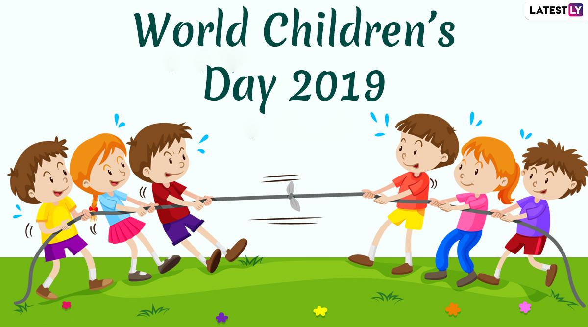 World Children's Day 2019: 20 नवंबर को क्यों मनाया जाता है यूनिवर्सल चिल्ड्रेन्स डे, जानें इसका इतिहास और महत्व