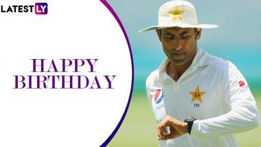 Happy Birthday Younis Khan: पूर्व पाकिस्तानी बल्लेबाज यूनुस खान आज मना रहे हैं अपना 42वां जन्मदिन, जानें कैसा रहा उनका क्रिकेट करियर