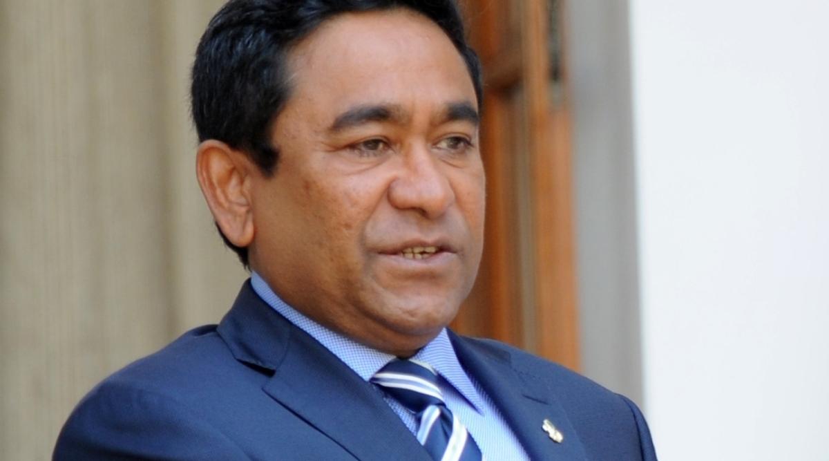 मालदीव के पूर्व राष्ट्रपति अब्दुल्ला यामीन को धनशोधन मामले में हुई 5 साल की जेल
