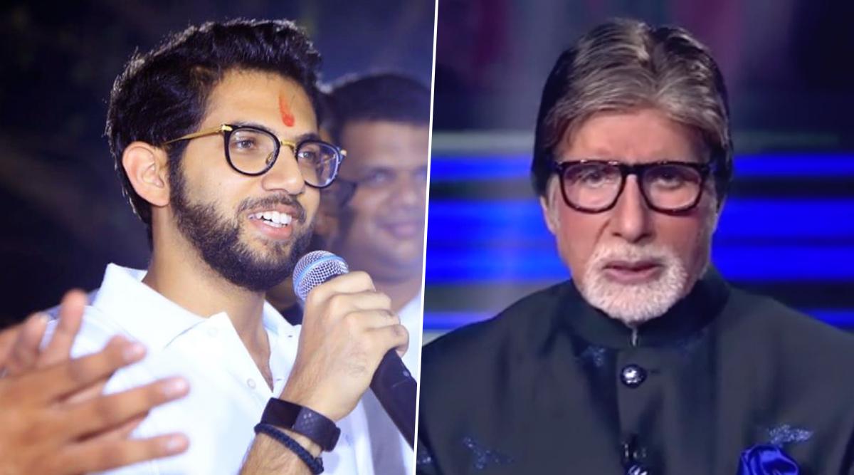 KBC 11: महाराष्ट्र में सियासी गर्मागर्मी के बीच अमिताभ बच्चन ने शो में पूछा आदित्य ठाकरे से जुड़ा ये सवाल