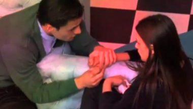 Bigg Boss 13: असीम रियाज ने हिमांशी खुराना से किया प्यार का इजहार, दोनों के बीच हुई ये रोमांटिक बात, देखें Video
