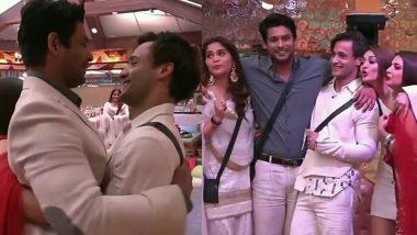 Bigg Boss 13 Weekend Ka Vaar Highlights: सलमान खान ने की असीम रियाज की तारीफ तो सिद्धार्थ शुक्ला ने लगाया गले