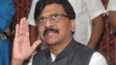 शिवसेना सांसद संजय राउत ने दिया बयान, कहा- पार्टी के नेतृत्व में 1 दिसंबर को बनेगी सरकार
