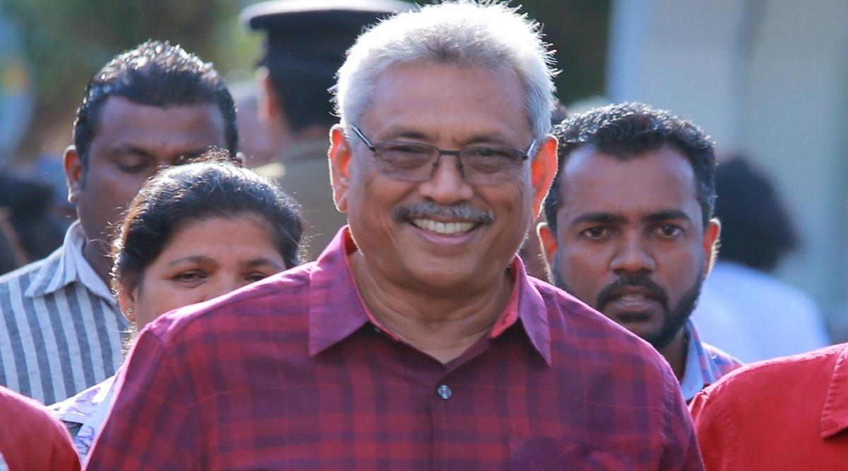 श्रीलंकाई राष्ट्रपति गोटाबाया राजपक्षे आज पीएम नरेंद्र मोदी से करेंगे मुलाकात