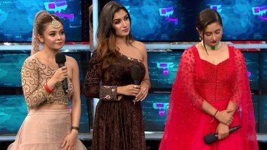 BB 13 First Finale Updates   3 Nov 2019: Himanshi Khurana को देखकर Shehnaaz Gill ने खोया अपना आपा